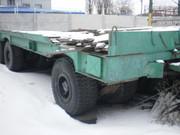 Трал прицепной ЧМЗАП-8386