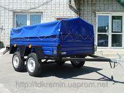 Продам легковой прицеп Лев-250!!!